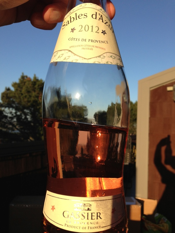 Provence Rosé - 2012 Gassier Sables d'Azur